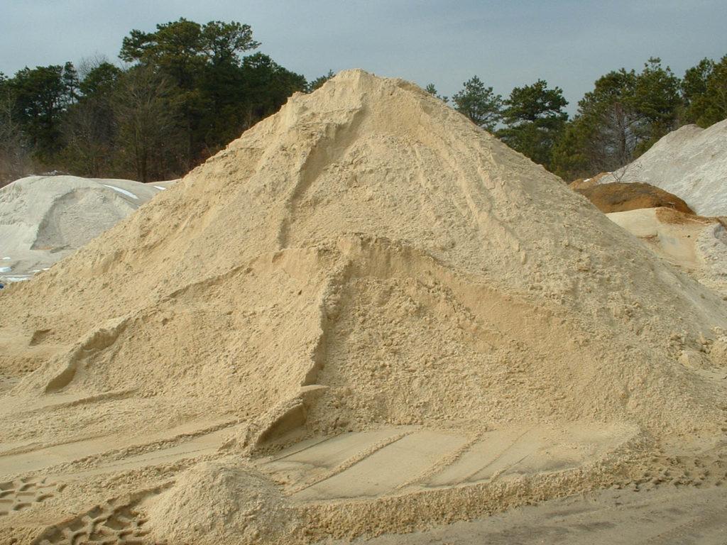 cát san lấp có trồng cây được không