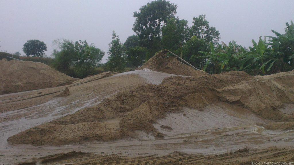 cát san lấp có dùng trồng cây được không