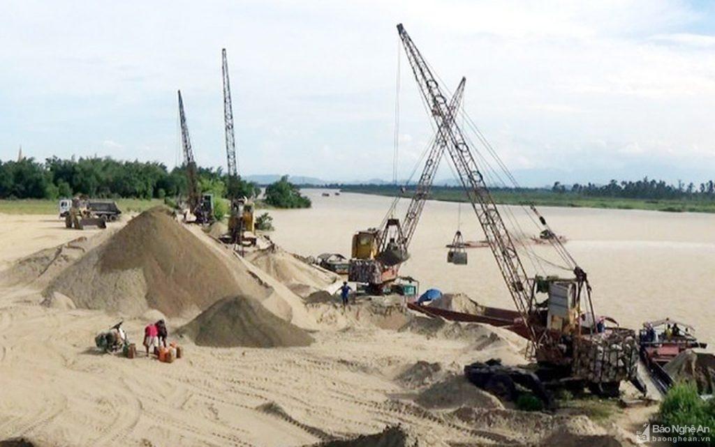 cát san lấp có trồng cây dược không